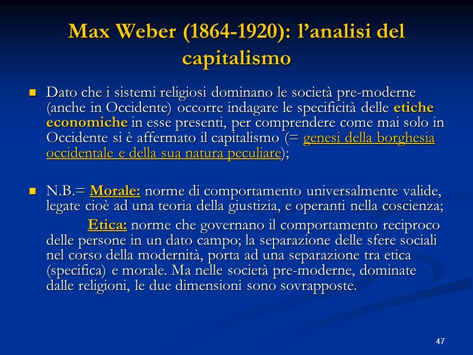 Marx durkheim weber le origini della teoria sociale - Teoria delle finestre rotte sociologia ...
