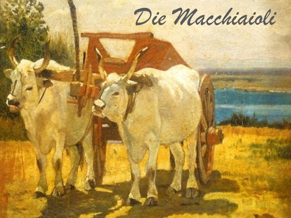 Die Macchiaioli