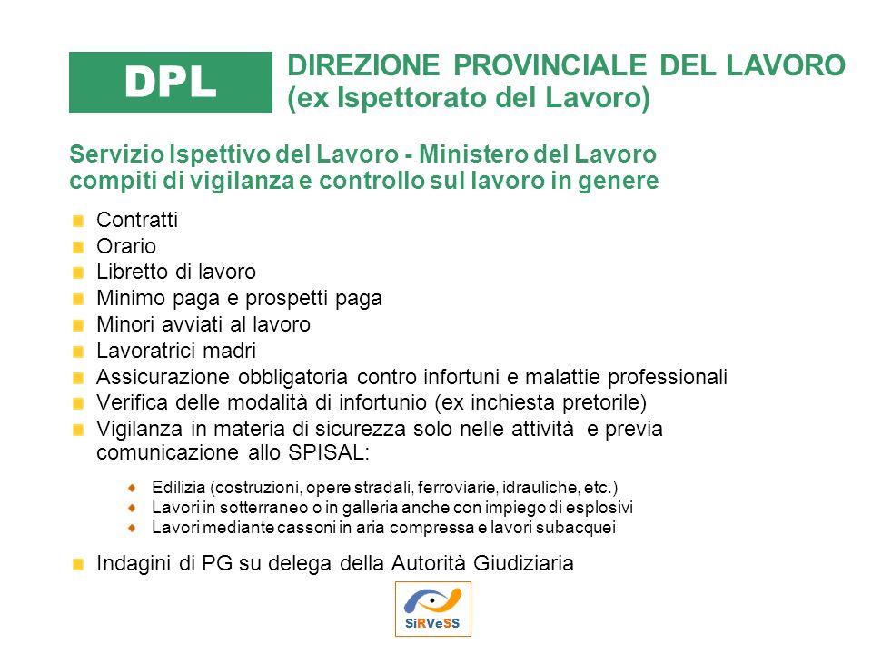 direzione provinciale del lavoro sassari fax - photo#3