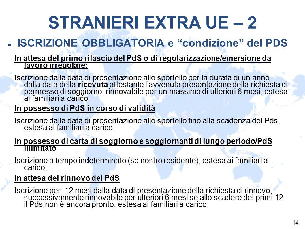 Awesome Carta Di Soggiorno Illimitata Per Stranieri Photos - Idee ...