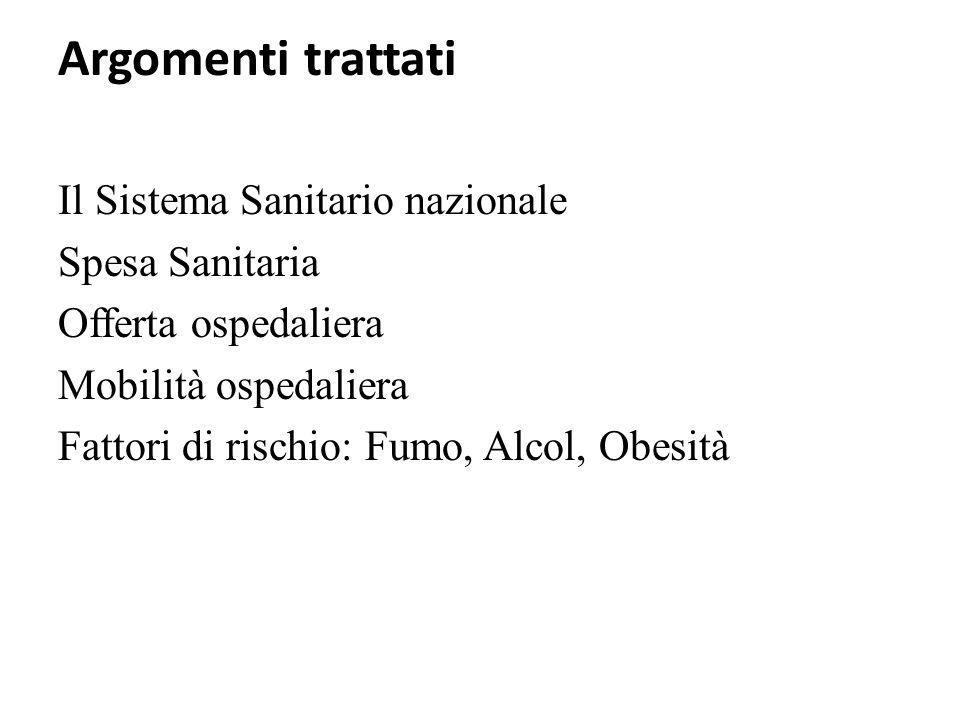 La sanit in italia raffaele lagravinese ppt scaricare for Spesa per oneri di sistema