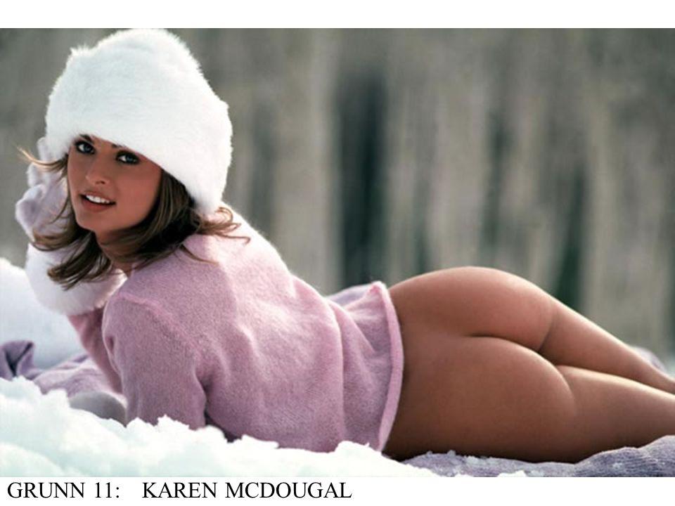 GRUNN 11: KAREN MCDOUGAL