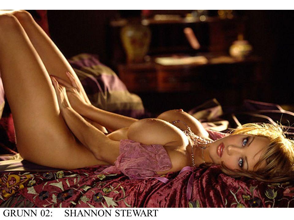 GRUNN 02: SHANNON STEWART