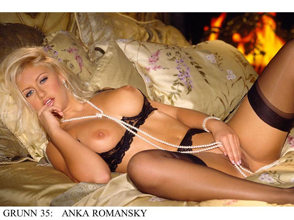 GRUNN 35: ANKA ROMANSKY
