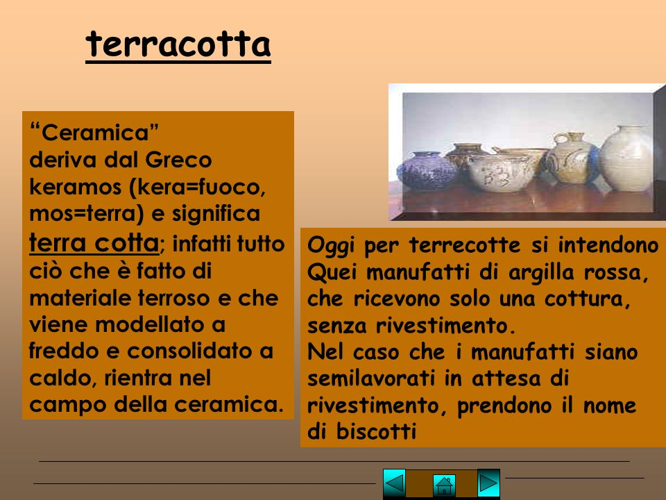 terracotta terracotta Ceramica