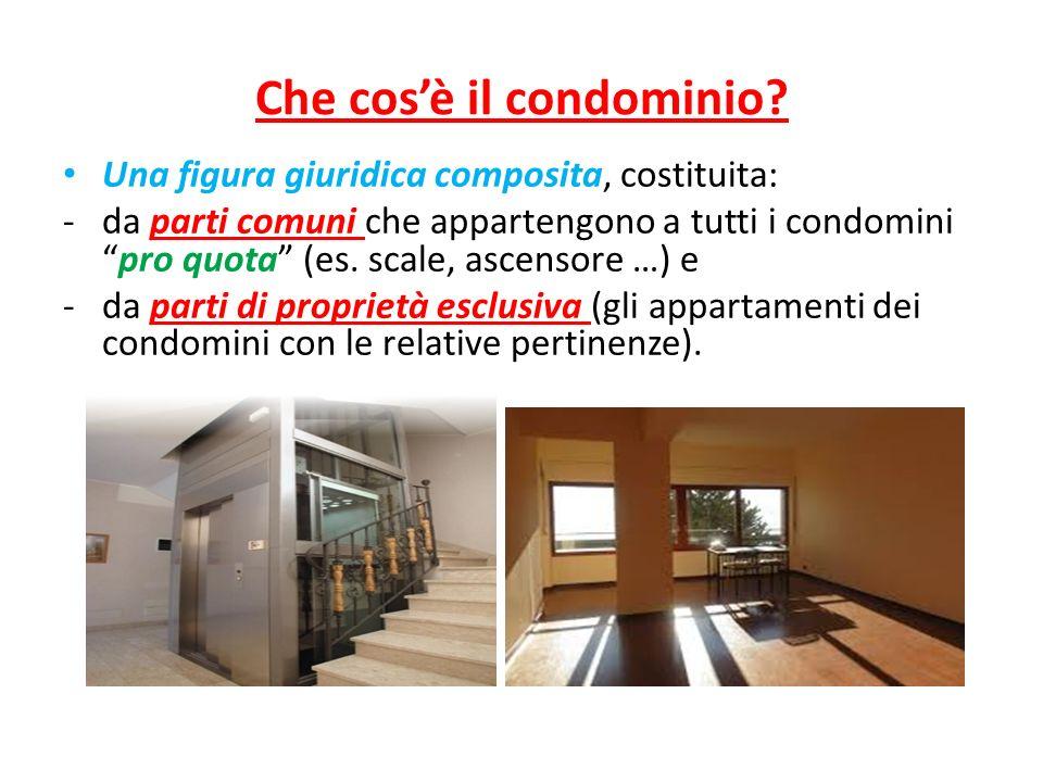 Il consumatore ed il condominio guida per il consumatore - Che cos e un condominio ...