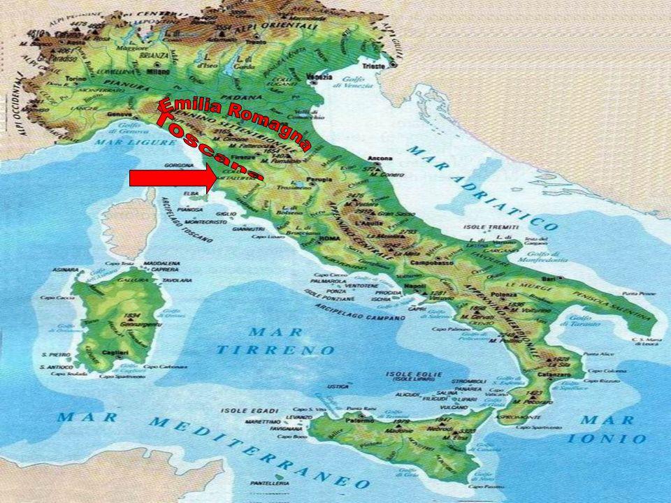 Emilia Romagna Toscana