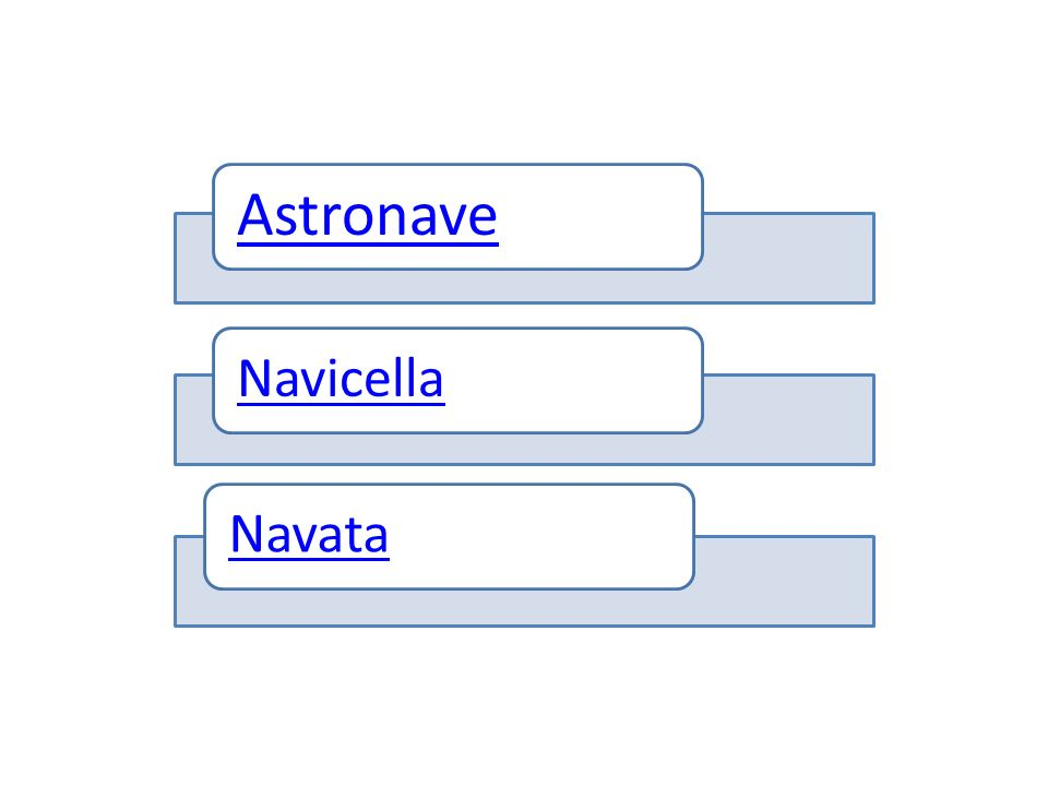 Astronave Navicella Navata