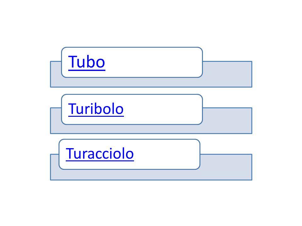 Tubo Turibolo Turacciolo