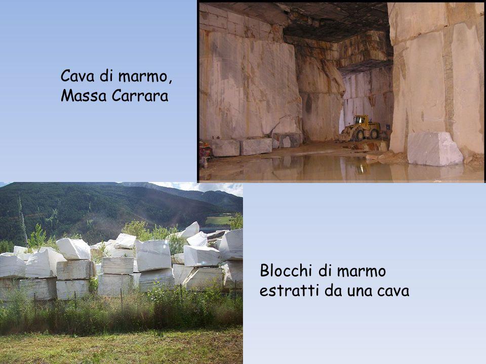 Cava di marmo, Massa Carrara