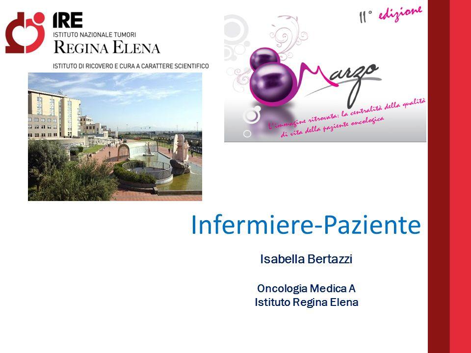 Isabella Bertazzi Oncologia Medica A Istituto Regina Elena