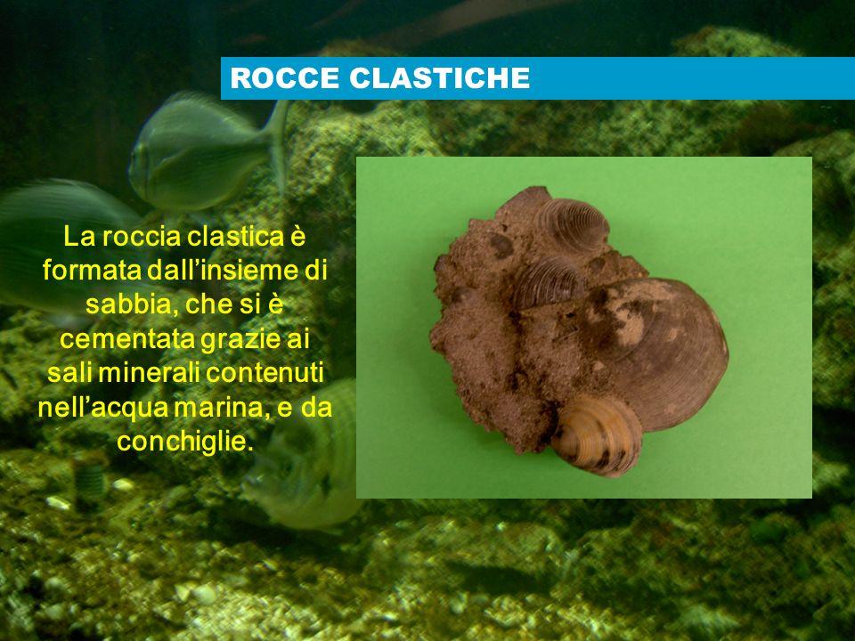 ROCCE CLASTICHE