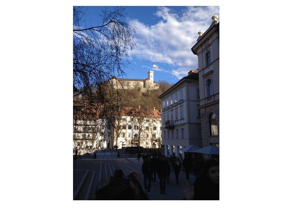 Il Castello sul colle è il principale punto d interesse a Lubiana