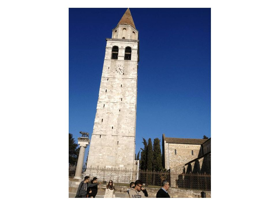 Campanile della basilica di Aquileia