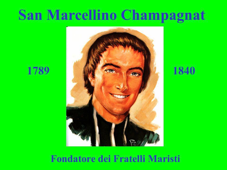 San Marcellino Champagnat
