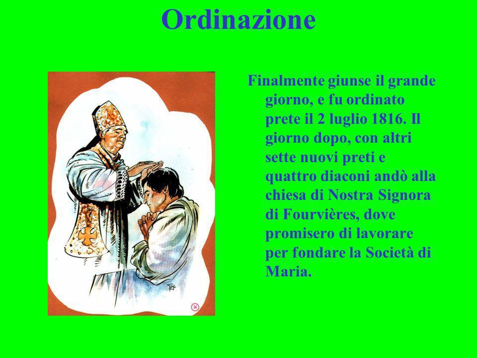 Ordinazione