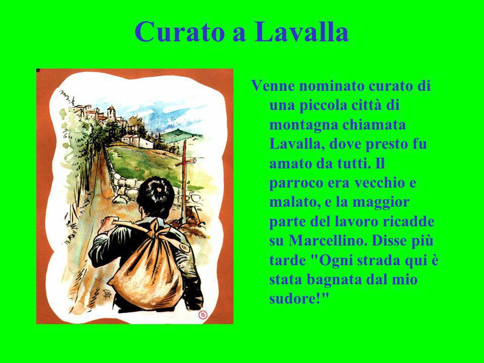 Curato a Lavalla