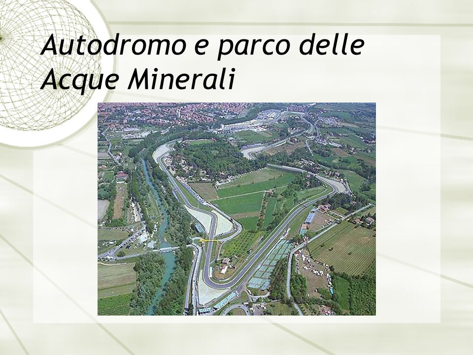 Autodromo e parco delle Acque Minerali