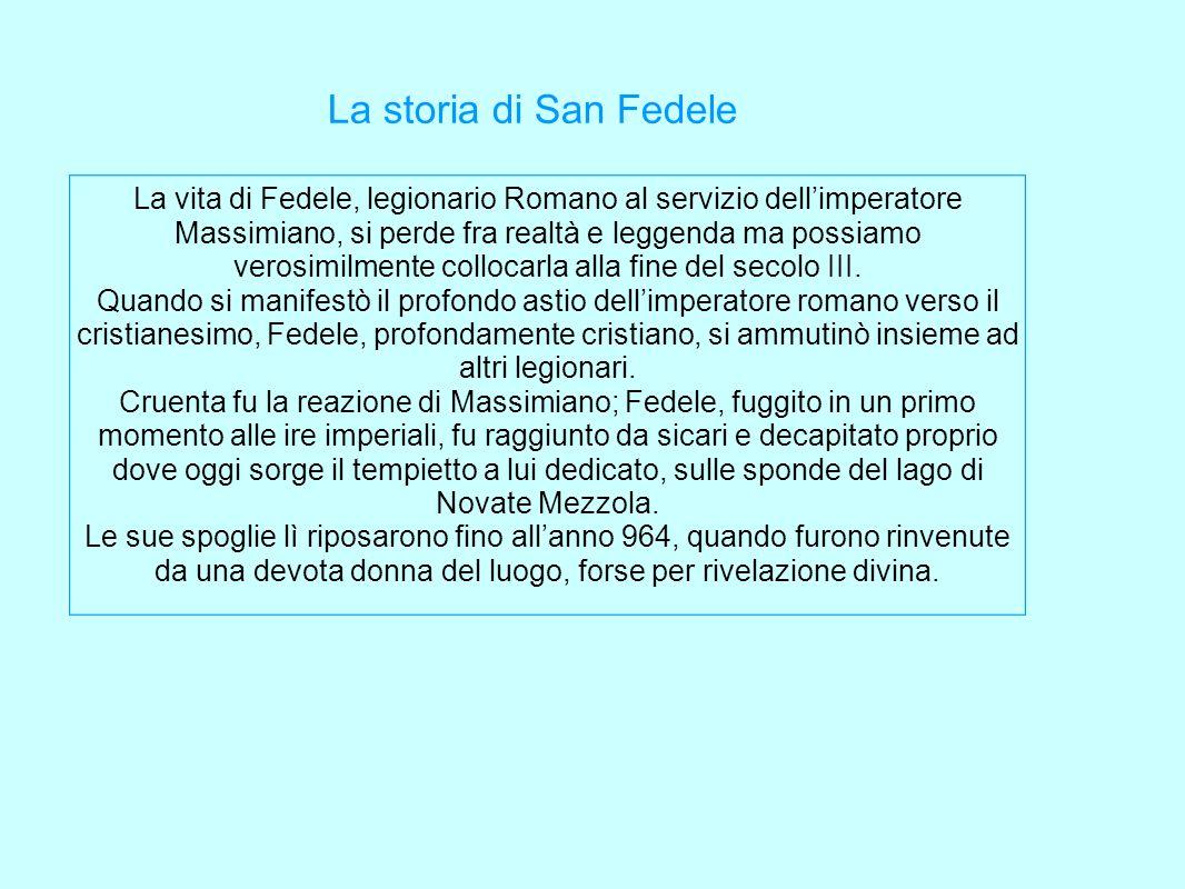 La storia di San Fedele