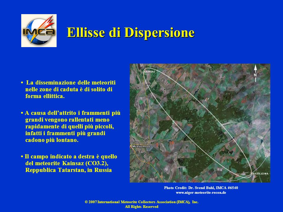 Ellisse di Dispersione