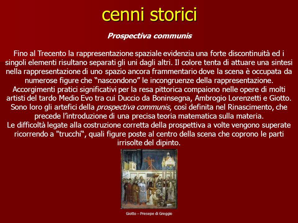 Giotto – Presepe di Greggio