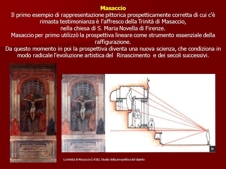 nella chiesa di S. Maria Novella di Firenze.
