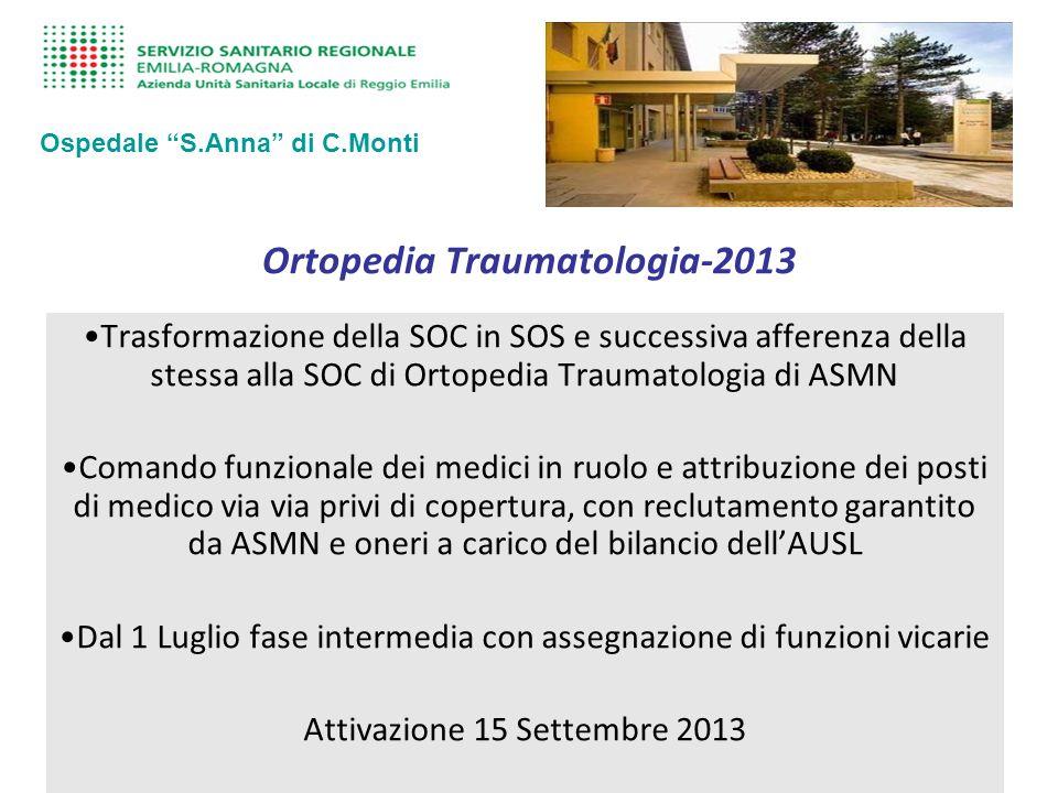 Ortopedia Traumatologia-2013