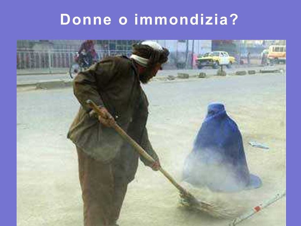 Donne o immondizia