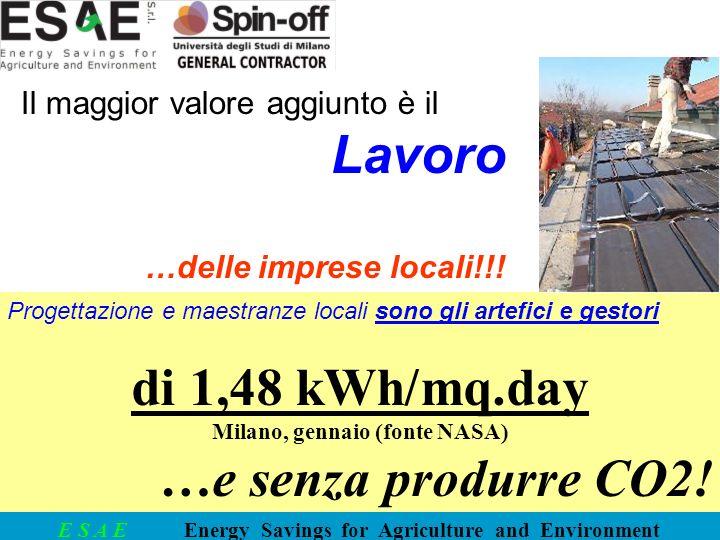 Milano, gennaio (fonte NASA)