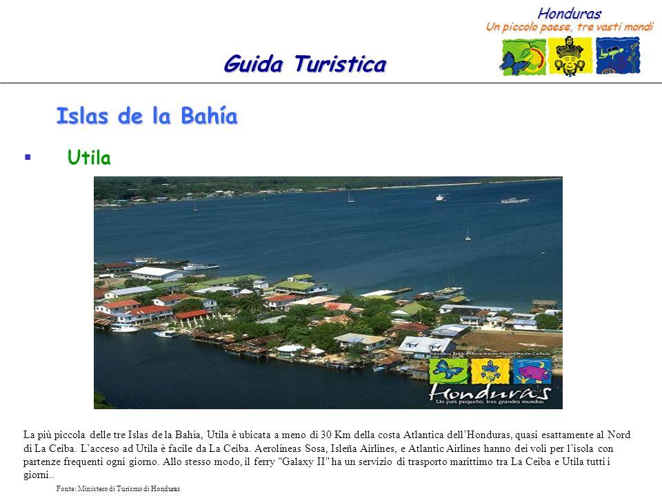 Islas de la Bahía Utila.