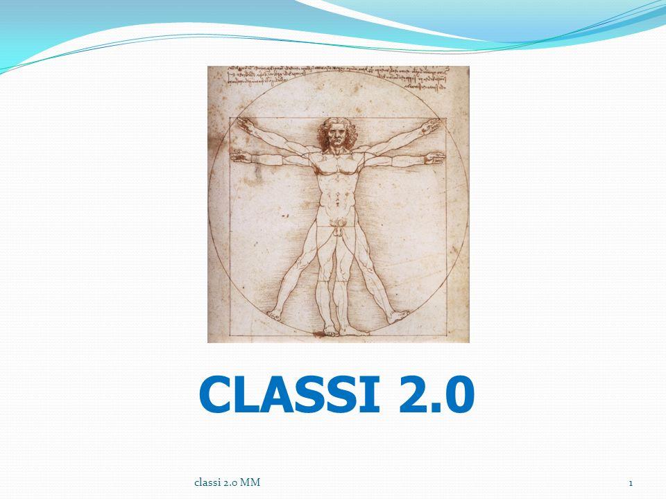 CLASSI 2.0 classi 2.0 MM
