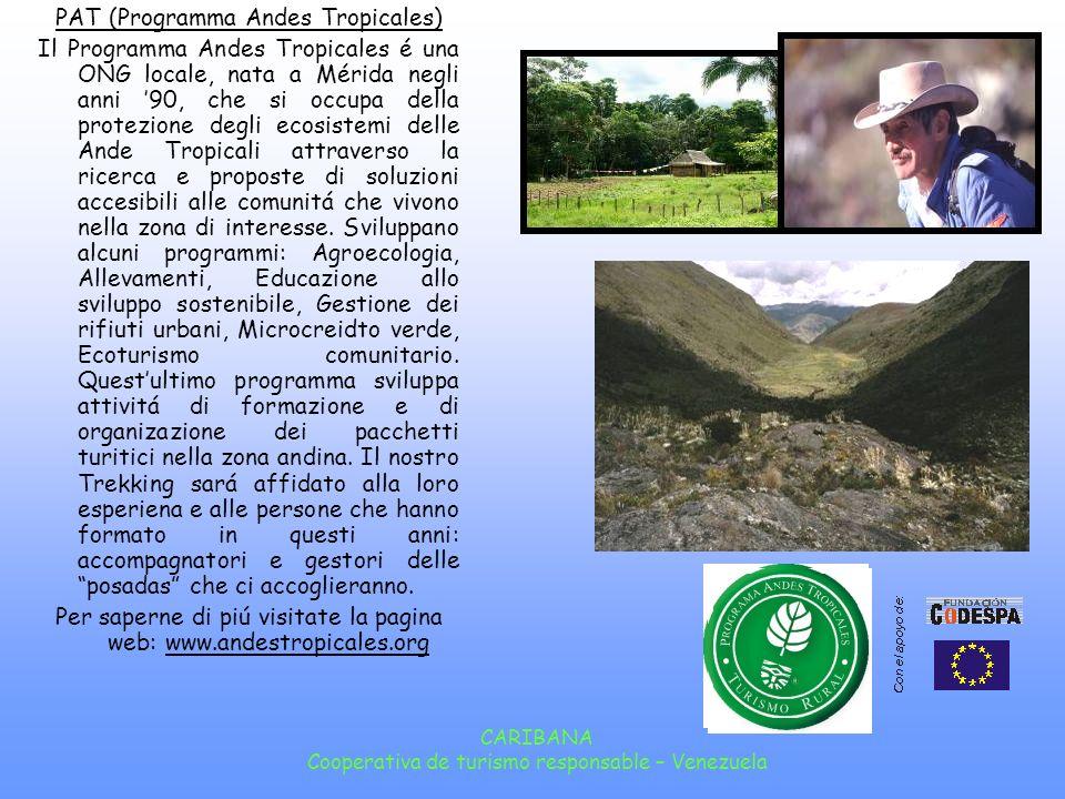 PAT (Programma Andes Tropicales)
