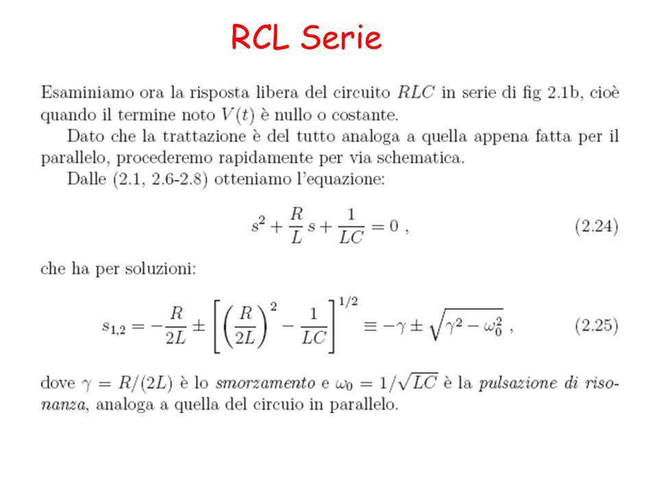 RCL Serie