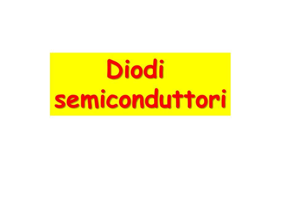 Diodi semiconduttori