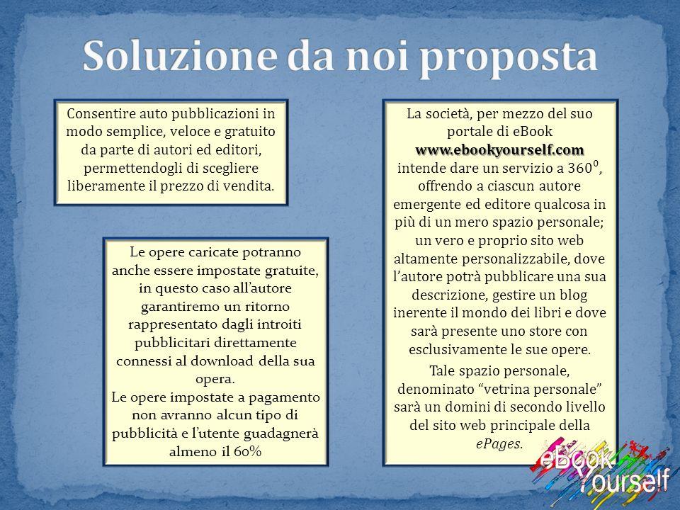 Soluzione da noi proposta