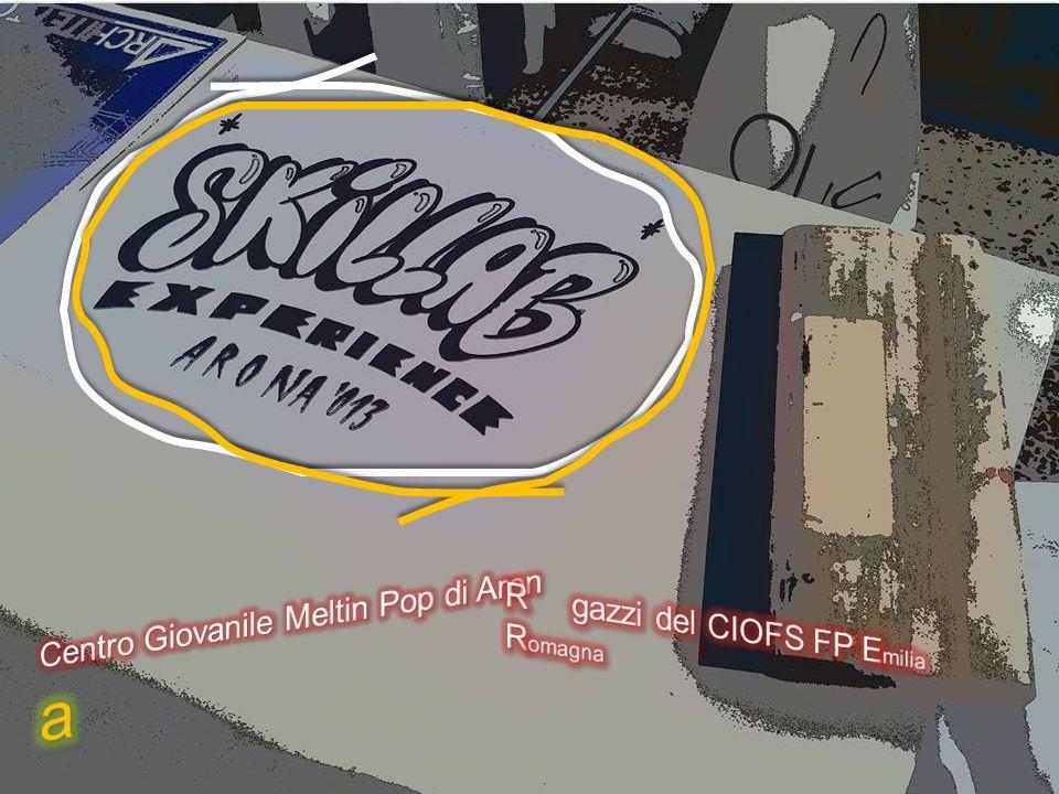 Progetto SKILL LAB Centro Giovanile Meltin Pop di Aron a