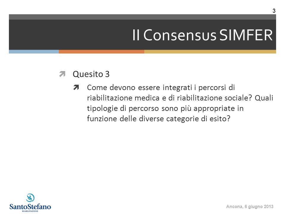 II Consensus SIMFER Quesito 3