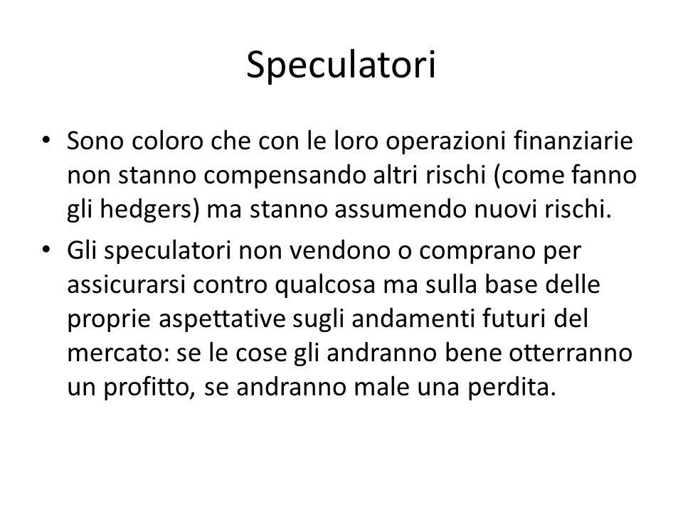 Speculatori