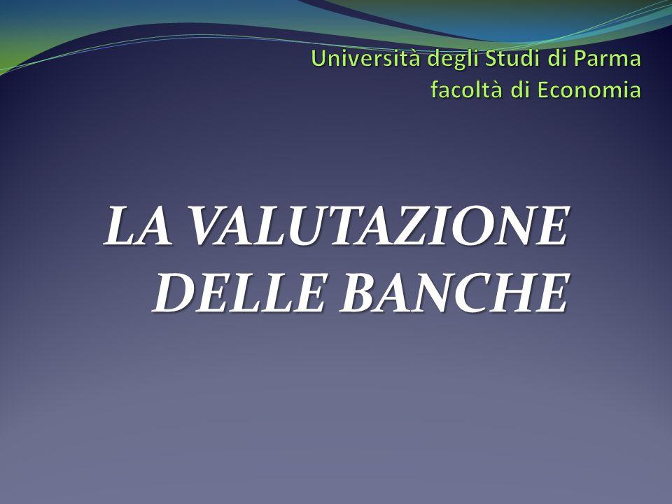 Università degli Studi di Parma facoltà di Economia