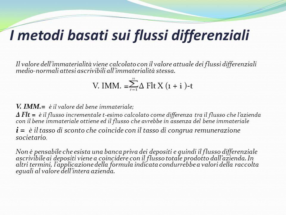I metodi basati sui flussi differenziali