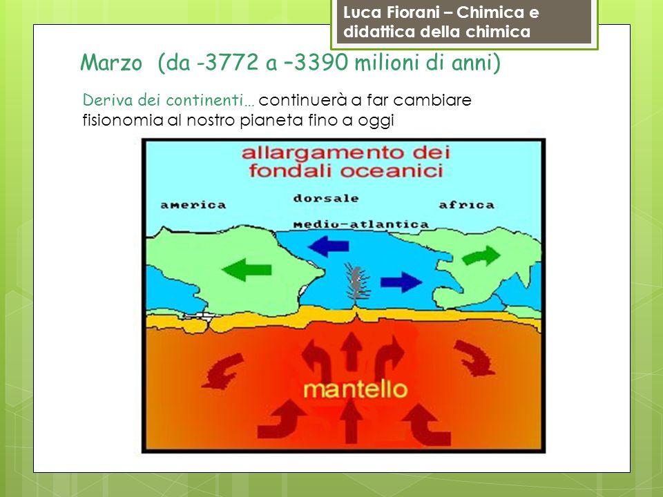 Marzo (da -3772 a –3390 milioni di anni)