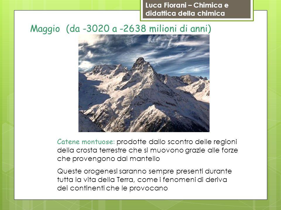 Maggio (da -3020 a -2638 milioni di anni)