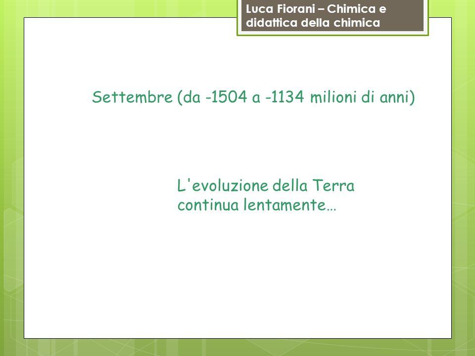 Settembre (da -1504 a -1134 milioni di anni)