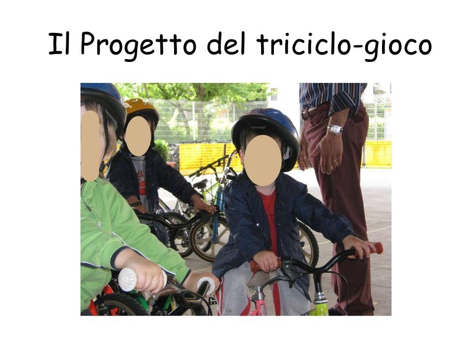 Il Progetto del triciclo-gioco