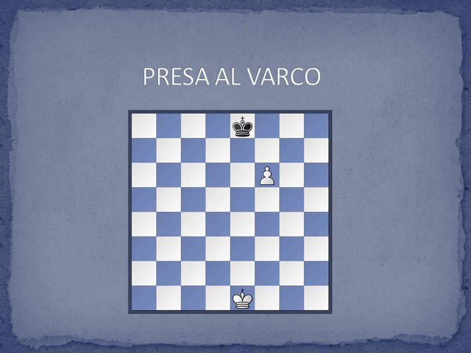 PRESA AL VARCO