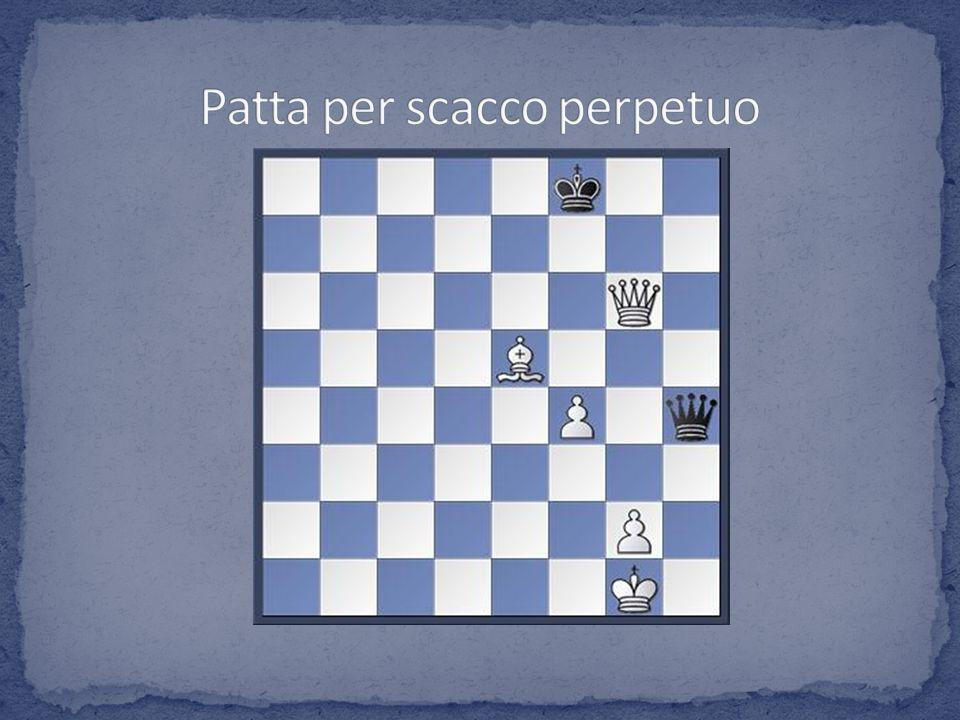 Patta per scacco perpetuo