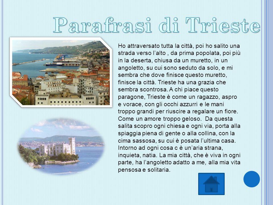 Parafrasi di Trieste