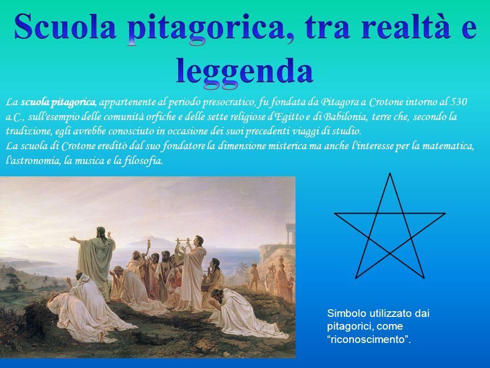 Scuola pitagorica, tra realtà e leggenda