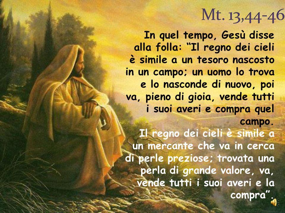 Mt. 13,44-46
