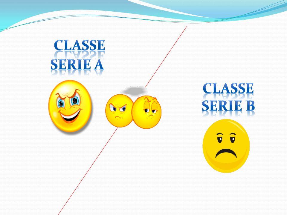 Classe Serie a Classe Serie B